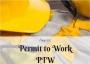 در این پروژه پاورپوینت مجوز کار Permit to Work در 52 اسلاید